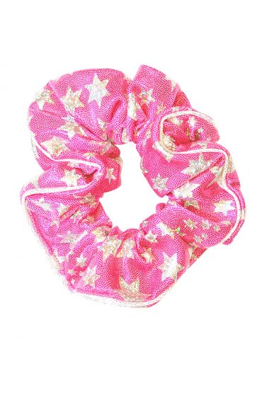 Astral Pink Hair Scrunchie