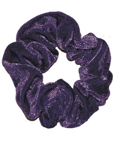 Spirit Grape Hair Scrunchies