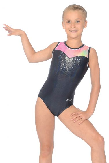 Opal Sleeveless Gymnastics Leotard - Z454OPA