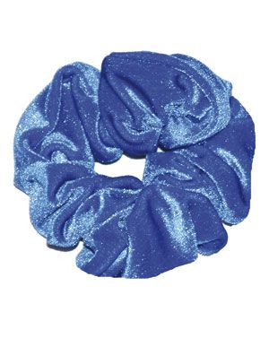 Scrunchie in Royal Smooth Velvet