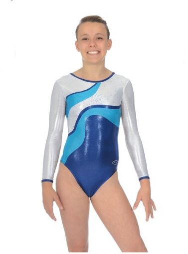 Merit Long Sleeve Gymnastics Leotard