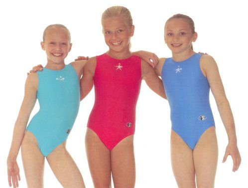 Gymstar Sleeveless Gymnastics Leotard