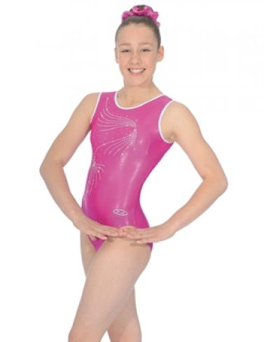 Orla Sleeveless Gymnastics Leotard - The Zone Z2139ARI