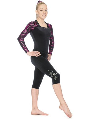 Zone Gymnastics Leggings 88