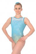 Aura Sleeveless Gymnastics Leotard - The Zone Z474AUR