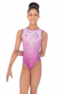 Mirage Sleeveless Gymnastics Leotard - The Zone Z476MIR