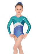 Solo Long Sleeve Gymnastics Leotard - The Zone Z467SOL
