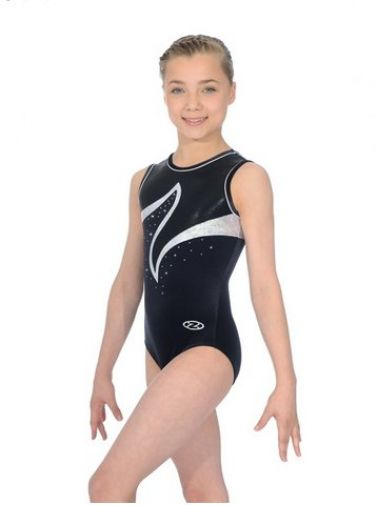 f17018e56f10 Viva Sleeveless Gymnastics Leotard - The Zone Z368VIV