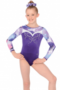 Zen Long Sleeve Gymnastics Leotard - Z479ZEN